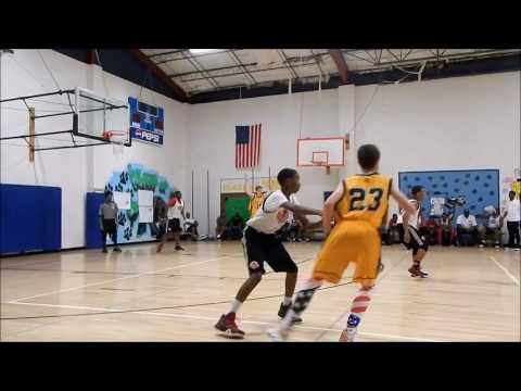 OB Hoops Lightning 13U Basketball Spotlight Tournament Game 2