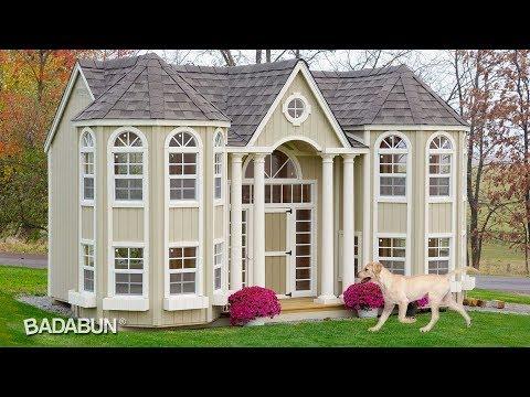Las 7 casas de perro más impresionantes