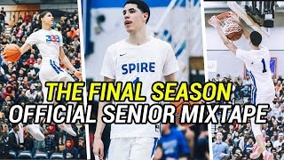 LaMelo Ball Senior Year MIXTAPE! The Most Famous High School Player EVER 💯 Where Will He Go Next?