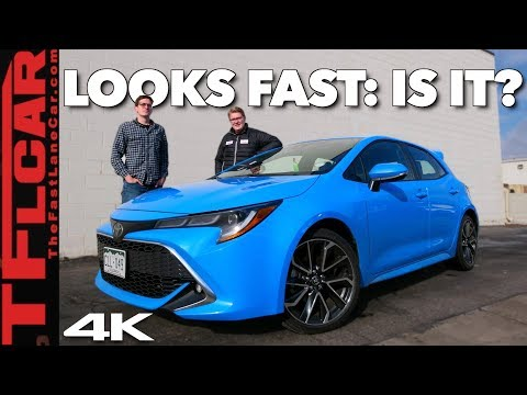 2019 Toyota Corolla Hatchback | Unfiltered Real-World Buddy Review