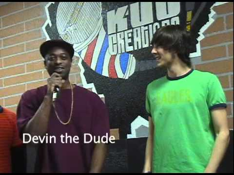 My Adidas 2011 Interview (Behind the Scenes) -- Devin the Dude, Mr. PKT, GO DJ Mankind
