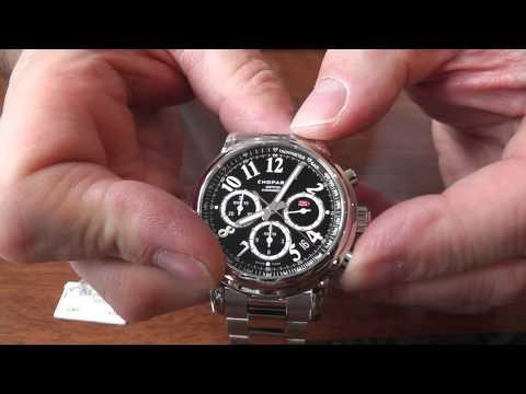 Bob's Blog: The Chopard Mille Miglia Chronograph Watch – 158511-3002