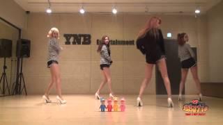 베스티(BESTie) - THANK U VERY MUCH 안무 영상(Choreography Ver.)