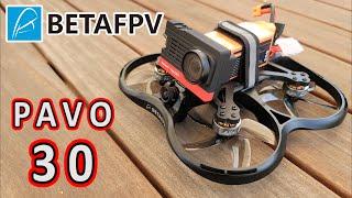 BETAFPV Pavo30 Cinewhoop Review ????