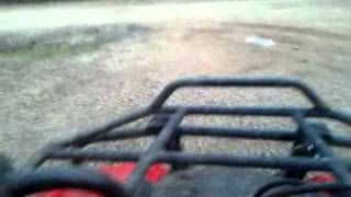 110cc utility atv