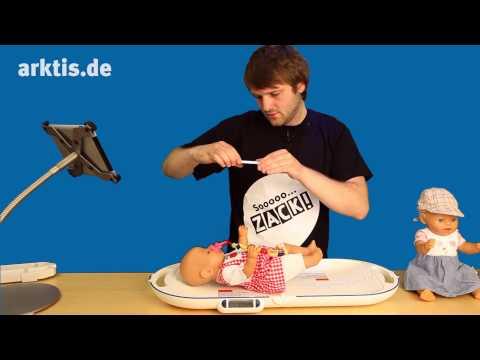 iParenT Babywaage für iPhone und iPad (by arktis.de)