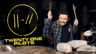 Twenty One Pilots: A 5 Minute Drum Chronology   Kye Smith