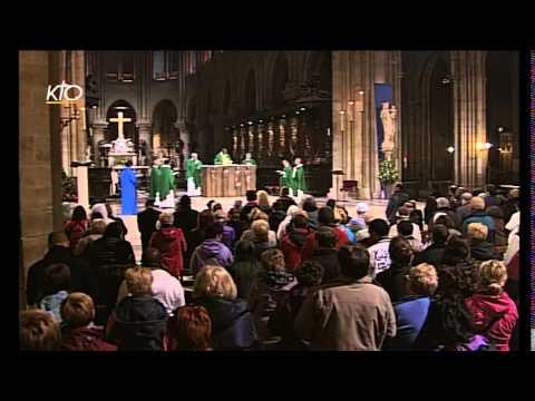 Messe du 7 novembre 2014