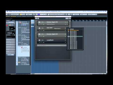 Cubase 7.5 Part 4 – Instrument Racks, HALion Sonic SE 2 and Quick Controls
