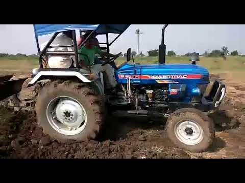 Powertrac Tractor Euro 50