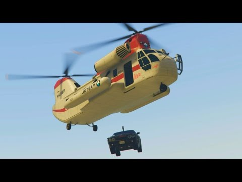GTA 5 Online - STEALING PEOPLE'S CARS! (GTA V Online)