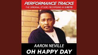 Oh Happy Day (Performance Track In Key Of B)