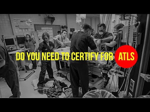 Updated! Ultimate ATLS 10th Edition Prep Course [2021] + 5 CME Credits!!!