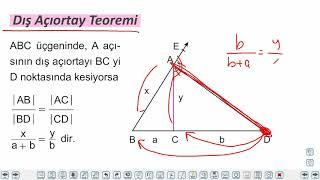 Eğitim Vadisi 9.Sınıf Matematik 27.Föy Açıortay Konu Anlatım Videoları
