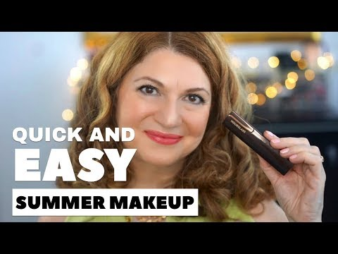 Quick and easy makeup under 5 minutes | amymirandamakeup