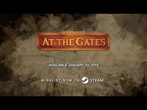 Jon Shafer's At the Gates - Official Trailer thumbnail