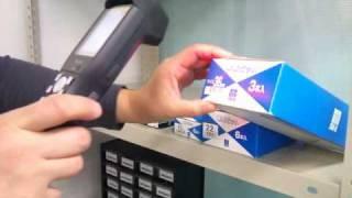 QRコード・バーコードとハンディターミナルを使った出荷検品