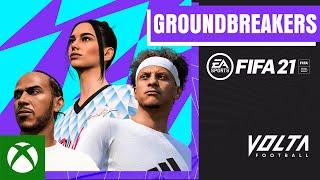 Xbox FIFA 21 | New VOLTA Groundbreakers anuncio