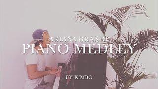 Ariana Grande - Piano Medley (+Sheets)