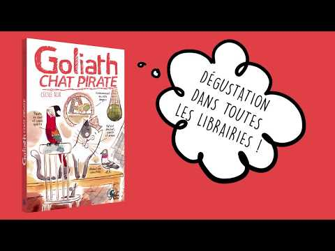 Voix Off : Goliath, chat pirate