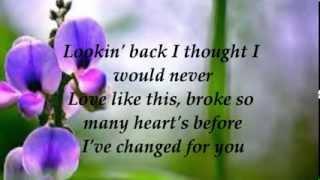 I've Changed   Jaheim Feat. Keyshia Cole (Lyrics)