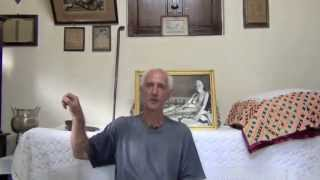 "Ramana Maharshi  ""Mahanirvana Room "" By David Godman"