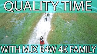 QUALITY TIME WITH MJX BUGS 4W 4K UPGRADE AND FAMILY