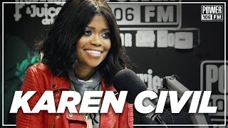 The Cruz Show - Karen Civil talks Pusha T's Concert Attack, 6ix9ine's Federal Arrest + Last Convo w/Mac Miller
