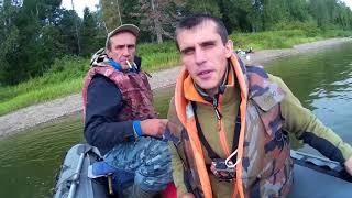 Рыбалка на чулыме в ачинске