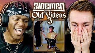 SIDEMEN REACT TO OLD VIDEOS 3!