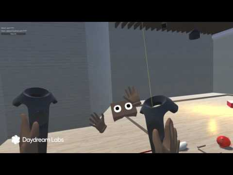 Google Wants To Represent You In VR With Googly Eyes