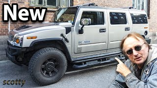 GM is Bringing Back the Hummer
