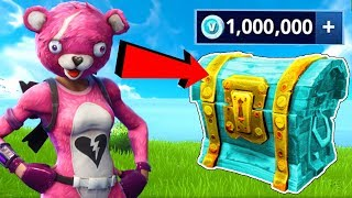 WHO WANTS TO BE A VBUCKS MILLIONARE GAME!!!   Fortnite Battle Royale