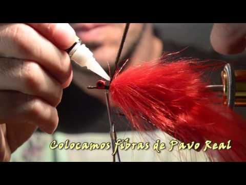 Aprovechando el tiempo para atar!  Va mi primer video de atado con una Variante de la Paraná Series!