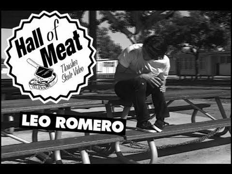 Hall Of Meat - Leo Romero