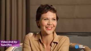 Maggie Gyllenhaal reveals what she's most terrified of