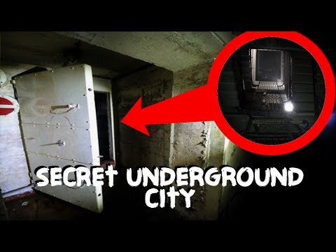 Secret Underground City Train Station - Manchester Victoria