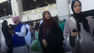 My Eid Celebration at Holy #Makkah    Kingdom of #Saudi Arabia   KSA   15-06-18