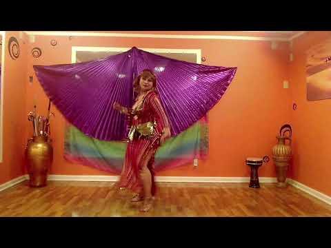 Egyptian Baladi belly dance