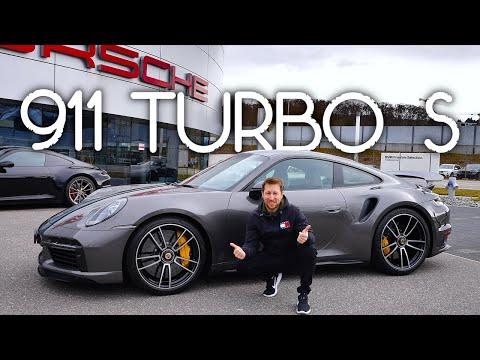 New Porsche 911 Turbo S (992) 2021 Review Interior Exterior