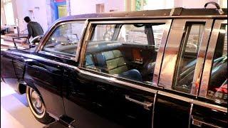 #802 JFK's Assassination Limo & Thomas Edison's LAST BREATH - HENRY FORD MUSEUM (10/17/18)