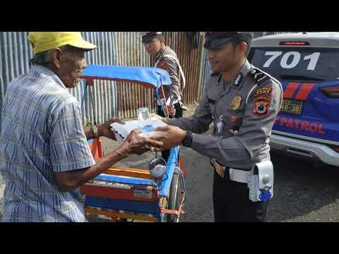 Sat Lantas Polres Bone Sulawesi Selatan patut di conto