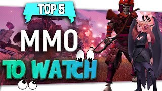 """👀 These Are The """"MMO"""" To Keep Your Eyes On"""