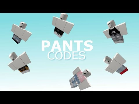Pants Codes On Roblox For Boys And Girls Apphackzone Com