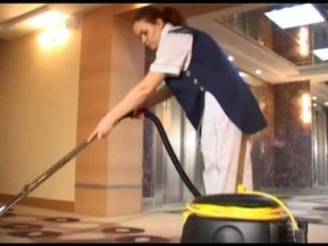 Технология уборки гостиничного номера
