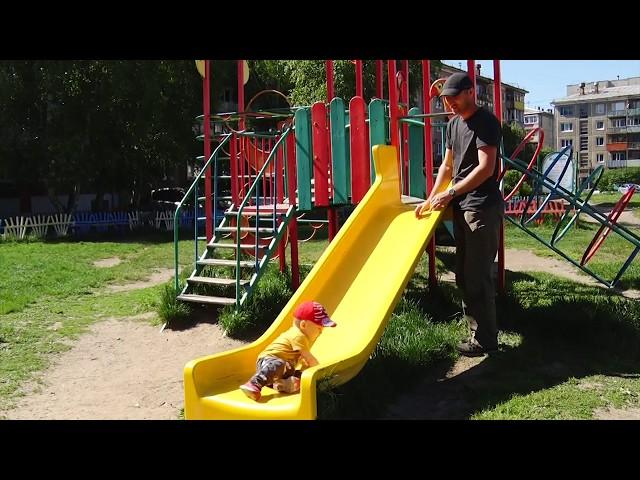 Детские городки становятся опасными