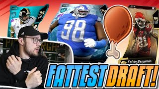 THE FATTEST OF ALL FATTEST PLAYERS DRAFT... THESE ARE SOME BIG BOYS!!