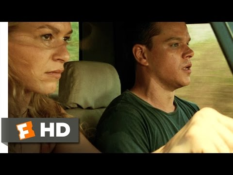 The Bourne Supremacy (2/9) Movie CLIP - Marie Is Killed (2004) HD