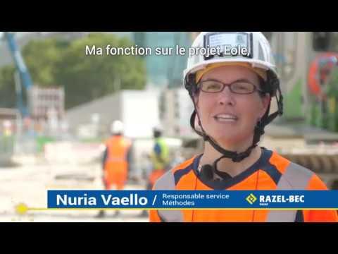Video Construire une gare du Grand Paris Express