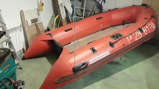 Лебедки электрические для подъема лодок